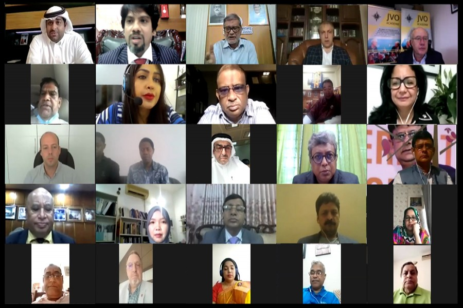 Bangladesh : Sâadia Lakehal conférencière au WASME Forum