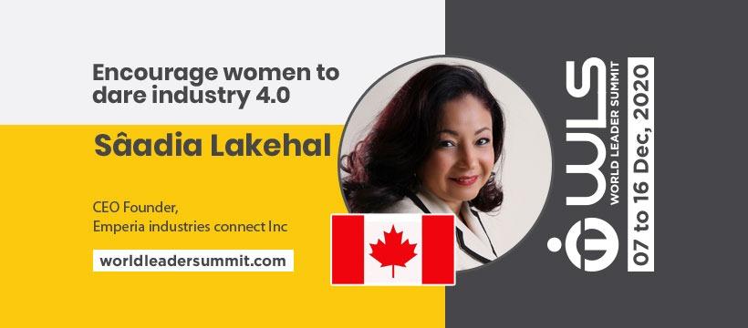 Inde: Conférencière | World Leader Summit