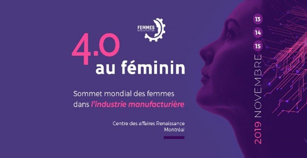 Montréal : Emperia lance et organise le premier sommet mondial industrie 4.0 au féminin